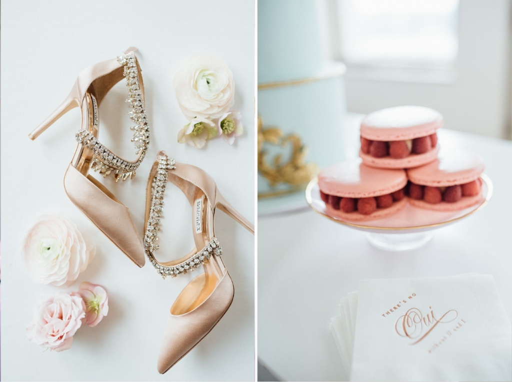 Romantic 60s Inspired Pink Wedding