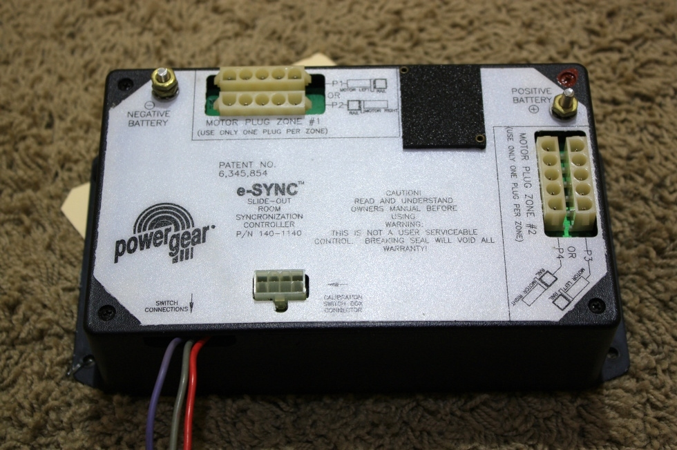 RV Components USED POWER GEAR E-SYNC SLIDE-OUT ROOM
