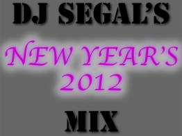DJ Segal's New Year's Mix 2012