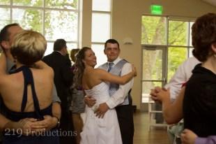 Bride and Groom Anniversary Dance Hobart Wedding