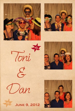 Photo Booth White Hawk Country Club