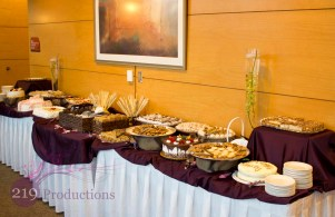 Dessert Table Smore Bar Centennial Park