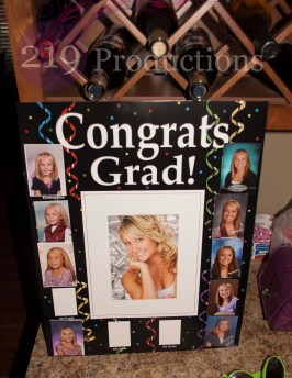 Graduate Picture Crown Point Photo Booth
