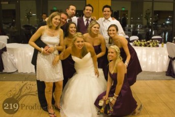 Group Wedding Photo Centennial Park