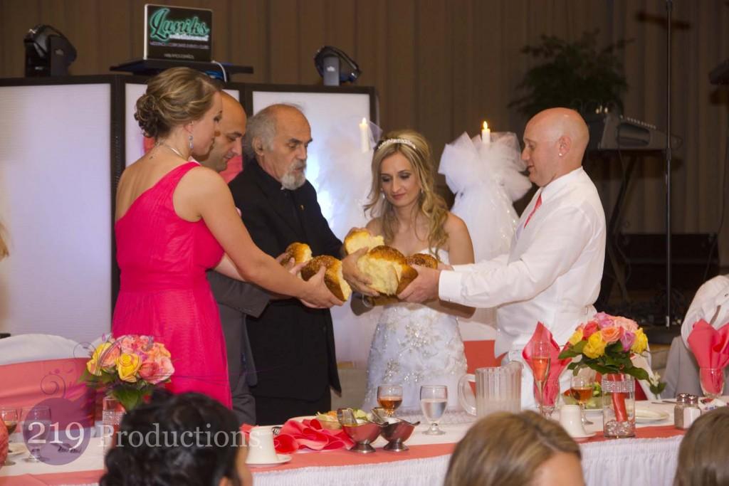 Merrillville Breaking Bread Wedding