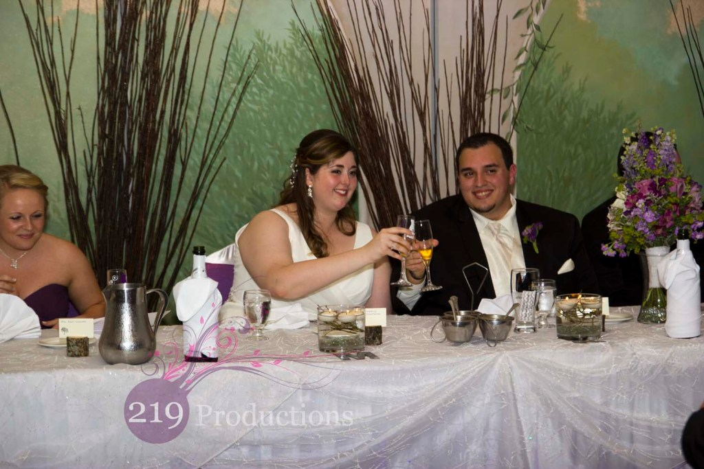 Avalon Manor Wedding Toast