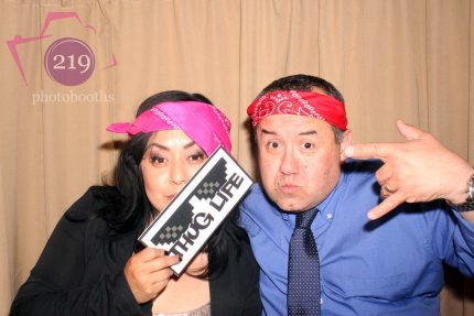 Banquets of St George Wedding Photobooth Bandanas Funny