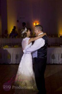 Signature Banquets Wedding DJ Father Daughter Dance Spotlight Highlight