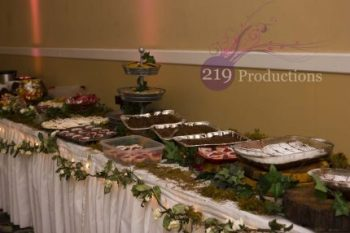 Hellenic Cultural Center Sweets Dessert Table