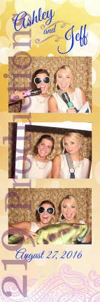 Villa Cesare Wedding Photo Booth