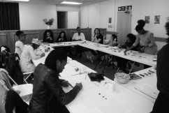 Pia's workshop