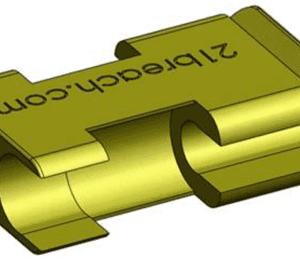 Shock tube adapter M81
