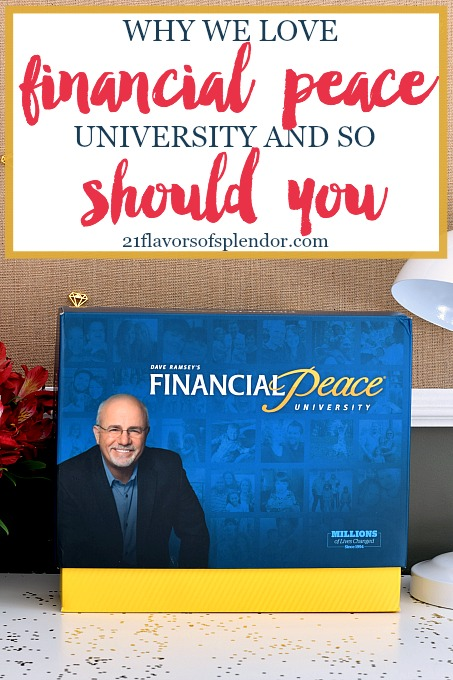 Dave Ramsey's Financial Peace University is about more than getting rid of debt. There are three life-changing reasons why we love it and so should you. Click...