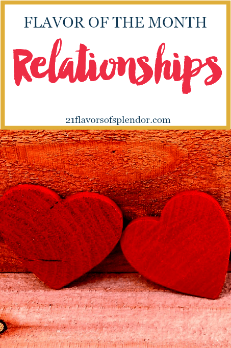 Life is all about relationships. So let's look at several of the relationships we all have in our lives and find ways to make them better. Click...