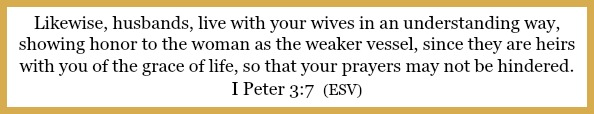 I Peter 3:7 on Getting Engaged: Is he really husband material at 21flavorsofspelndor.com