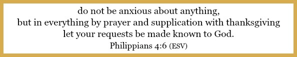 Philippians 4:6 Learning to trust God's timing at 21flavorsofsplendor.com