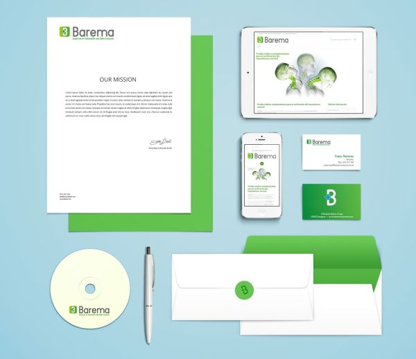 Barema | Imagen Corporativa