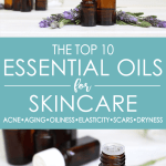 Top 10 Essential Oils For Skincare Fight Acne Slow Aging And More