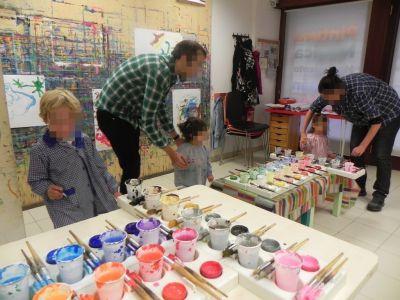 21kolore Pintura Creativa Acompañada En Familia03