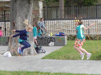 Almuerzo En El Parque Colonias De Verano 2016 03