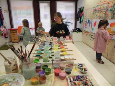 Taller De Pintura Creativa Acompañada En Ingles O Aleman02