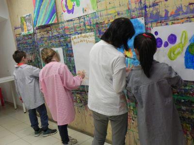 Taller De Pintura Creativa Acompañada En Ingles O Aleman08