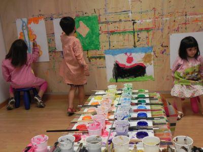 Taller De Pintura Creativa Acompanada0016