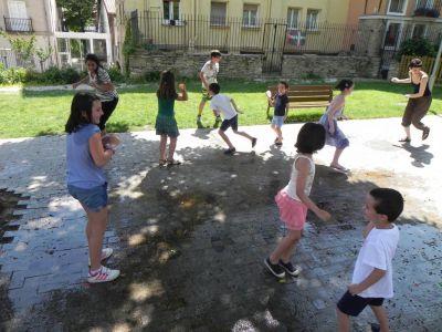 Jugando En El Parque10