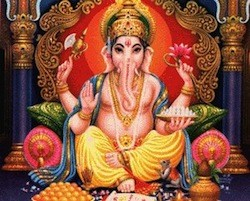 lord ganapathy