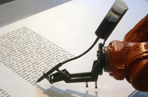 机器人写新闻?记者吃什么?1