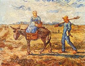 图:Vincent van Gogh