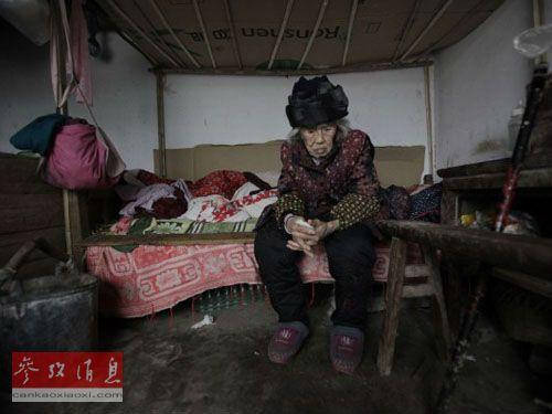 美媒:谁来照顾老人将成未来中国一大威胁
