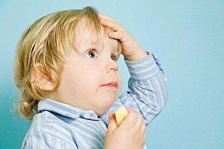 注意 孩子五大症状可能要命