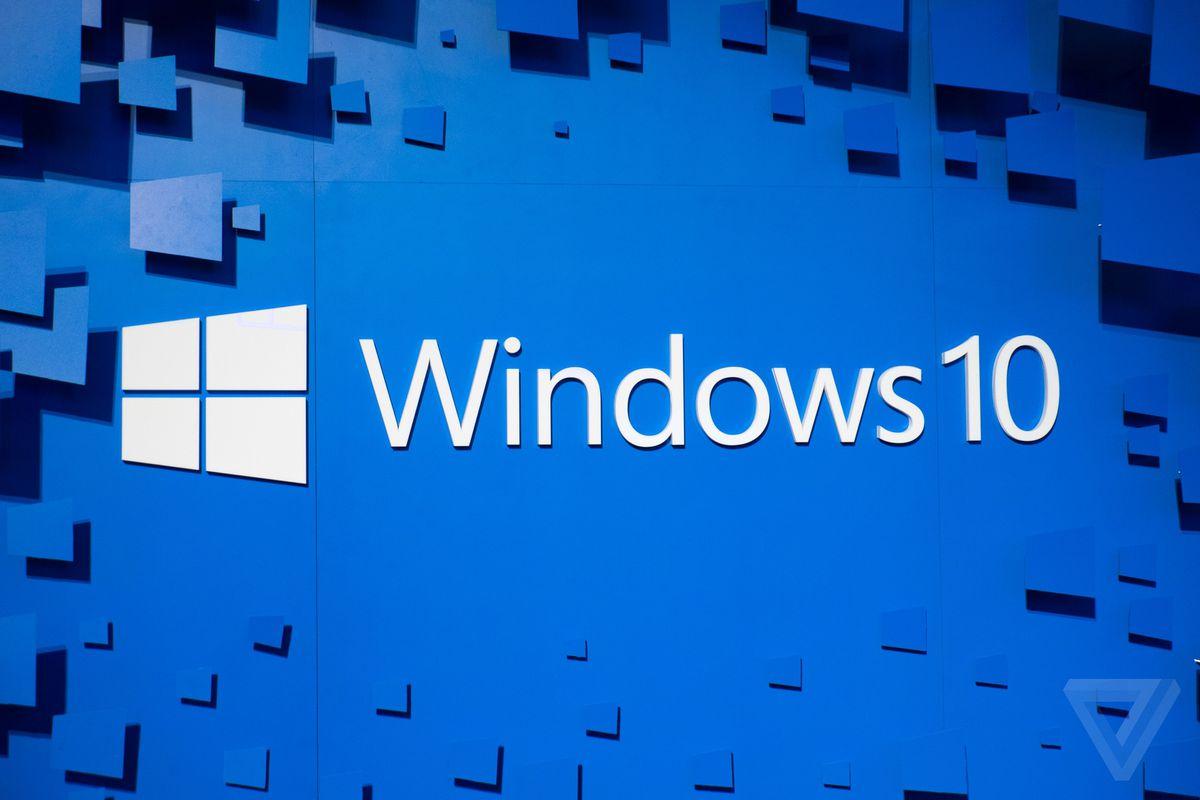 Microsoft Windows 10股票
