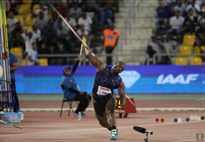 Africa's javelin king Julius Yego has been appointed to Athletics Association board as African rep: Pledges to help, fight for rights and be the voice of athletes