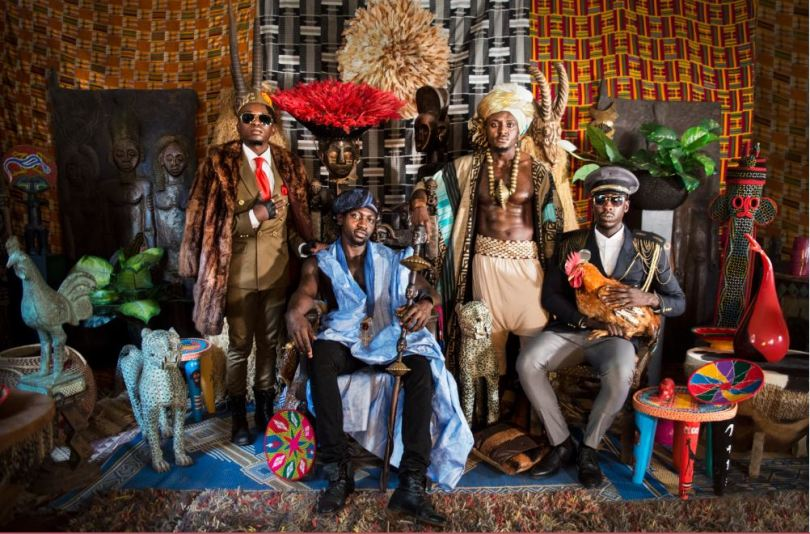 Introducing the 'Sol Family': Docu-reality show based on award winning Kenyan group Sauti Sol to premiere 2nd August