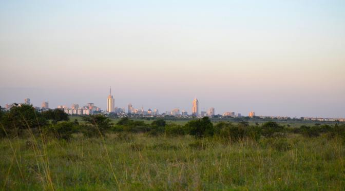 VIDEO: Nairobi's Locked Kiss With Wildlife + INFO On How To Get Involved In Conserving Nairobi National Park