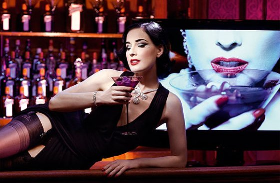 Dita for Cointreau, by Ali Mahdavi.