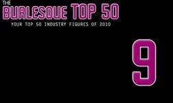 The Burlesque TOP 50 2010: No. 9