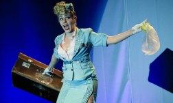 Peggy de Lune's Texas Burlesque Festival Diary