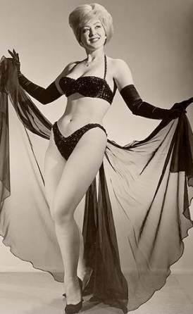 Burlesque Legend Tammi True.