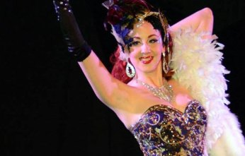 Ruby Joule's Alabama Burlesque Festival Diary
