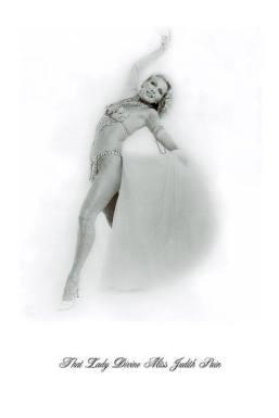 Burlesque Legend Judith Stein.
