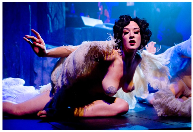 Lily Verlaine in House of Thee Unholy.