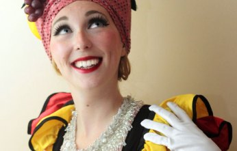 Isabelle L'Amour: Choosing a Burlesque Name