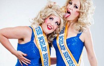 INTERVIEW: Minnie Tonka and Darlinda Just Darlinda, The Schlep Sisters. (Partnerships Series)