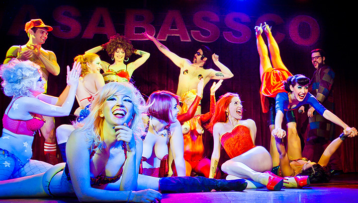 Interview: Doc Wasabassco – 10 Years in Burlesque (Part Two)