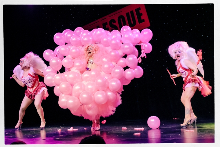 The Atomic Bombshells in J'Adore. ©Jen DeLeo for Nate Gowdy Photography