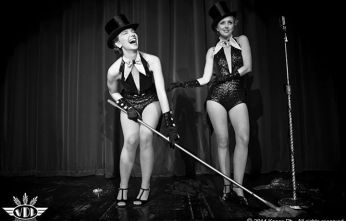 Tina Topago's Guide to Burlesque Stage Kittening