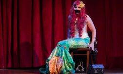 Lady Drew Blood (the Little Mermaid) in Disney After Dark. ©POC Photo